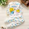 ไซส์ 110 ชุดนอนเด็กผ้านิ่ม ลายมินเนี่ยน