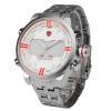 นาฬิกาข้อมือผู้ชาย นาฬิกาSHARK Sawback TypeB 2 ระบบ Digi-Analog สายแสตนเลส เวลา-วัน-วันที่