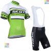 ชุดปั่นจักรยาน เสื้อปั่นจักรยาน และ กางเกงปั่นจักรยาน Scott ขนาด L