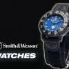 นาฬิกาทหาร สปอร์ตเอาท์ดอร์ Smith-Wesson Watch EMT EL-BackLight สายผ้าไนล่อนคุณภาพดี