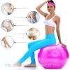 ลูกบอลโยคะ yogaball ขนาด 65 cm.