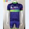 ชุดปั่นจักรยาน Orica 2017 เสื้อปั่นจักรยาน และ กางเกงปั่นจักรยาน