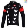 เสื้อปั่นจักรยาน ลายทีมแข่ง ทีม Castelli ขนาด M พร้อมส่งทันที รวม EMS