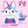 I340 สกุชชี่ Ibloom Foxy Fox ขนาด cm (Super Soft) ลิขสิทธิ์แท้