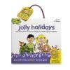 BO103 เกมส์บอร์ด เสริมพัฒนาการ jolly holidays เสริม EQ และ IQ