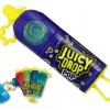 KP066 JUICY DROP POP Berry bomb ลูกอม ซอสรสเปรี๊ยว สีน้ำเงิน รส เบอร์รี่