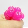 PB008 ลูกบีบ Magic Ball เด้งได้บีบสนุกมือ 4 cm สีชมพู