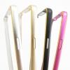 เคส Samsung Note 4 แบบ Bumper ขอบทองด้านข้าง โชว์ตัวเครื่องหน้าหลัง