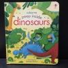 (urborne) Peep Inside Dinosaurs