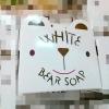 สบู่หมีขาว white bear soap ขาวสมชื่ิอ ราคาส่ง