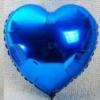 ฟอล์ยหัวใจ สีฟ้า