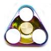 HF097 Hand spinner - GYRO (ไจโร) -Fingertip Gyroscope โลหะ รุ่น Triangle สี รุ้ง