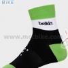 ถุงเท้าจักรยาน ถุงเท้าปั่นจักรยาน โปรทีม Bianchi