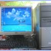 คอมพิวเตอร์ตั้งโต๊ะ PC. ACER Core 2 Duo E 8200 @ 2.66 GHz./ Ram 2 G./HD.160 G. + จอ ACER สแควร์ 17 นิ้ว