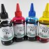 หมึก Refill Brother 100 ml Color Fly 4 ขวด