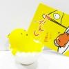 CA215 สกุชี่ Gudetama Egg (SUPER SOFT ) 5 cm มีกลิ่นขนม