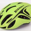 หมวกกันน๊อค จักรยาน BikeBoy สีเขียวอ่อน พร้อมกระเป๋า BikeBoy