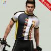 เสื้อปั่นจักรยาน แขนสั้น Belgium