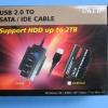 ตัวแปลง HDD IDE และ SATA ให้สามารถใช้กับ Port USB Oker