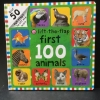 (Lift-the-Flap) First 100 Animals