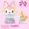 I337 สกุชชี่ Ibloom Foxy Fox ขนาด cm (Super Soft) ลิขสิทธิ์แท้