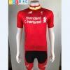 ชุดปั่นจักรยาน Liverpool เสื้อปั่นจักรยาน และ กางเกงปั่นจักรยาน