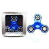 HF134 Hand spinner - GYRO (ไจโร) -Fidget spinner Basic โลหะเคลือบสี น้ำเงิน