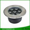 โคมไฟ LED แบบฝังพื้น AC220v 7w