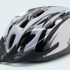 หมวกกันน๊อค จักรยาน Robesbon สีเทา