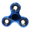 HF072 Hand spinner - GYRO (ไจโร) -Fingertip Gyroscope Basic โครม สีน้ำเงิน