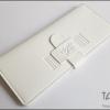 Clear White(ขาว) - Sashy Yen Wallet