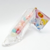kp123 Jelly Belly Disney Princess Slipper 0.65 oz - เจลลี่บีน รองเท้าแก้ว สีมุก 7 รสชาติ ขนาด 0.65 oZ