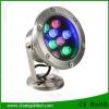 โคมไฟใต้น้ำ LED 9x1W DC24V RGB