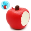 CA962 สกุชี่ Apple สีแดง ขนาด 8 cm By Squishy Fun (Super soft)