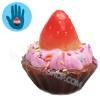I281 สกุชชี่ Squishy Tasfry Tefifi cup cake ขนาด 5 cm (Super Soft) ลิขสิทธิ์แท้