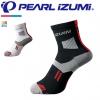 ถุงเท้าจักรยาน ถุงเท้าปั่นจักรยาน ถุงเท้ากีฬา Pearl Izumi