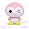 I194 สกุชชี่ I-Bloom Little Penguins - Happy Wink ขนาด 10 cm ลิขสิทธิ์แท้