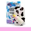 I083 Squishy Kawaii Fresh Mini Milk Pink Bottle ขนาด 8 cm ลิขสิทธิ์แท้