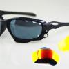 แว่นตาปั่นจักรยาน Jawbone ดำ