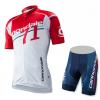 ชุดปั่นจักรยาน Connondale 71 Red เสื้อปั่นจักรยาน และ กางเกงปั่นจักรยาน
