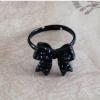 แหวนฟรีไซท์โบว์ สีดำ