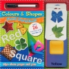 Colours & Shape Flash Card Book