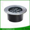 โคมไฟ LED ส่องต้นไม้ แบบฝังพื้น AC220v 12w