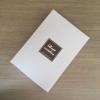 กล่อง Best Wishes ขนาดกลาง - สำหรับกระเป๋าใส่สมุดบัญชีธนาคารและปกพาสปอร์ต