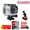 กล้องติดรถยนต์ SJCAM SJ4000 WIFICAM กล้องaction cam เอนกประสงค์ ของแท้ 100% (สีขาว)