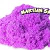 PS068 ทรายนิ่ม Martian Sand ทราย มีกากเพชร วิ้งๆ สีม่วง น้ำหนักถึง 1000 กรัม (สินค้ามี มอก)