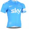 เสื้อปั่นจักรยาน แขนสั้น Sky 2015 พร้อมส่ง