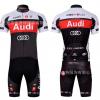 ชุดปั่นจักรยาน Audi เสื้อปั่นจักรยาน และ กางเกงปั่นจักรยาน