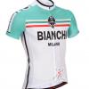 เสื้อปั่นจักรยาน แขนสั้น Bianchi พร้อมส่ง