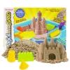 PW120 ทรายนิ่ม Magical molding sand พร้อม ทรายสีธรรมชาติ น้ำหนัก 450 กรัม พร้อมอุปกรณ์